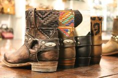 Sendra boots! Everyday Cowgirl Country Outfit Booties Brown