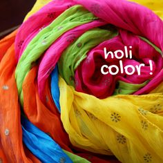 Ladies Tie dye multi chiffon Scarf Ombre Light weight wrap hijab dance