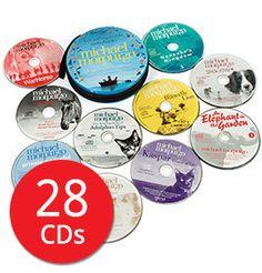 Michael Morpurgo Audio Collection - 28 CDs: Michael Morpurgo Book  Collection. Book People