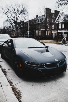 Blacked Out i8 by Justin Boruta