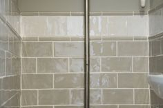 Choosing GORGEOUS tiles for a small space makes the most enormous difference. Here's a few pointers to help you on your way. Metro Style, Modern Country Style, Country Interiors, Border Tiles, Downstairs Loo, Style Tile, Warm Grey, Wow Products, Muted Colors