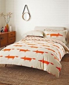 Mr Fox Bed Set from Next