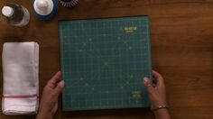 A quilters cutting mat needs to be cared for. In this video, find out what Kelly Hanson has to offer you for taking care of your cutting mats. Quilting Tools, Quilting Rulers, Quilting Tutorials, Machine Quilting, Quilting Projects, Sewing Tutorials, Sewing Projects, Quilting Ideas, Sewing Hacks