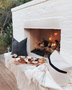 Home Interior Salas .Home Interior Salas Backyard Fireplace, Backyard Patio, Outdoor Fireplaces, Outdoor Rooms, Outdoor Living, Outdoor Patios, Outdoor Kitchens, Patio Design, House Design