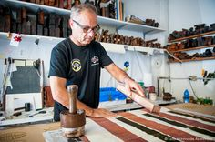 """""""Emilia Romagna's traditional textile artisans"""" by @lolaakinmade"""
