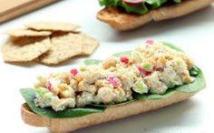 Chickpea Chicken Salad