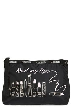LeSportsac Essential Cosmetics Wristlet available at #Nordstrom