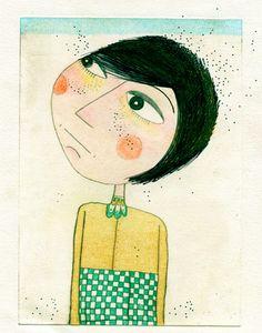 Illustrations by Csil via @Irene Hoffman Hoffman Zuccarello