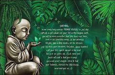Earthing affirmation Wall Canvas Light Up LED Monk Buddha by Lisa Pollock Soft Furnishings, Wall Canvas, Light Up, Affirmations, Buddha, Lisa, Green, Nature, Decor