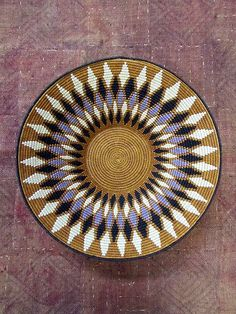 Sisal Bowl - Just Africa Art Gallery and Retail Shop