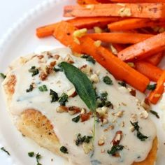 Seared Chicken and Sage Gravy from Blue Apron