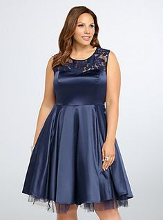 Illusion Ball Gown, MEDIEVAL BLUE