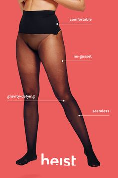 Digging, rolling and hitching sound familiar. Try tights, only stronger, comfier and gravity-defying. Mock Turtle, Revolutionaries, Shapewear, Bikinis, Destiny, Tights, Fashion Outfits, Fasion, Women's Fashion