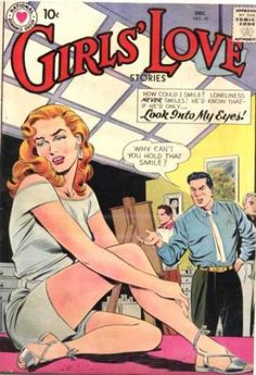 Girls' Love Stories 59