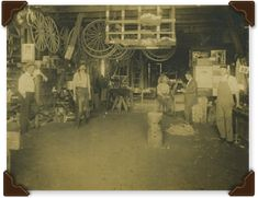 the early days of Hruska's in Ellinger, TX - another place to buy a kolache