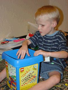 An article with ideas on teaching social skills to blind children. (Image: boy inserting his hand into a Lego container) Activities Of Daily Living, Social Skills Activities, Teaching Social Skills, Educational Activities, Teaching Tools, Educational Technology, Education For All, Special Education, Speech Language Pathology