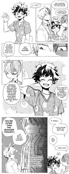 TodoDeku // Boku no Hero Academia //