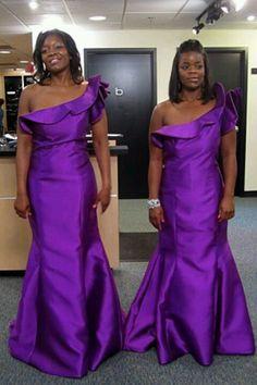 Lazaro StyleLZ3130 Black mikado floor length bridesmaid gown ...