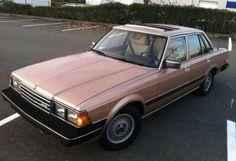 1983 Toyota Cressida
