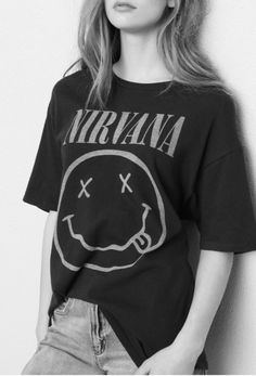 Bad Influence, T Shirts For Women, Crop Tops, Fashion, Moda, Fashion Styles, Fashion Illustrations, Cropped Tops, Crop Top Outfits