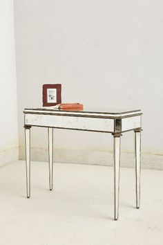 Mirrored Console #anthrofave #anthropologie.com