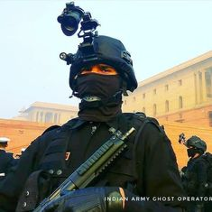 """Motto: सर्वत्र सर्वोत्तम सुरक्षा (Omnipresent omnipotent security) Visit @indiandefencetimes Tag #indiandefencetimes Checkout our youtube channel➡ """"Indian Army Ghost Operator"""" for some video. Follow Us➡ @indian_army_ghost_operator Tag Us➡ #indian_army_ghost_operator #indianarmy #nsg #special #army #commando #india #indianarmy #specialforces #indian #motivational #inspiration #blackcat #blackcats #warrior #ima #ota #nda #followme #followforfollow #delhi #defence #nationalsecurityguard National Security Guard, Indian Army, Special Forces, Motto, Motivational, Guns, Channel, Youtube, Inspiration"""