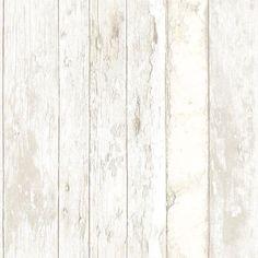 Vlies Tapete Antik Holz rustikal verwittert beige braun grau vertäfelung