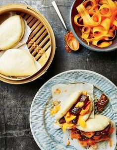The weekend cook: Thomasina Miers' game recipes – steamed venison buns and pigeon with lentils | Life and style | The Guardian
