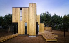 Prefab SIP panel house: Modern Prefab Modular Homes - Prefabium