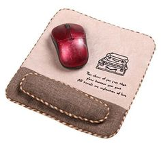 Cloth Mouse Pad Cotton Wristbands Mouse Pad Creative Antiskid Wrist Rests I