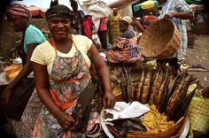 A Market in Accra 2013 - by Marcus Hessenberg marcushessenberg.com