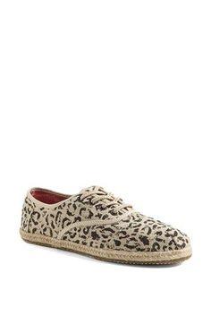 TOMS 'Cordones' Burlap Sneaker (Women) available at #Nordstrom $73.95
