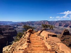 Strava Kudos - Photo from Donny Perry in the Grand Canyon National Park, Arizona.