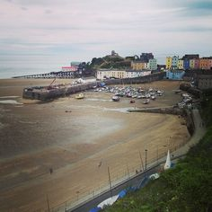 Spent my summers and weekend here.... Tenby, Wales