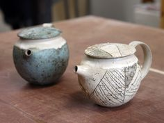 Studio Tenstone. 器・UTSUWA&陶芸blog - tea for one