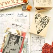 Page Art Stamps --Full Stampington Collection @stampingtonart.com