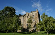 My great-grandfather lived and owned this castle in Dunsinane north of Perth! Dying to go visit and talk with the current owners!