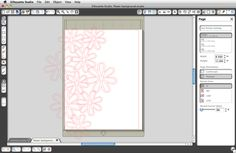 Did you know that you can make your own lace paper with your single-image shapes?