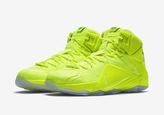f86098dffd5 Only One Color Is Needed For This Upcoming Nike LeBron 12 Release -  SneakerNews.com