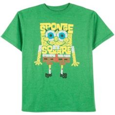 Spongebob Squarepants Word Up Tee - Boys 8-20