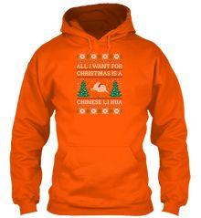 All I Want Christmas Chinese Li Hua Ugly #Christmas#Fashion#Zebra#Sea