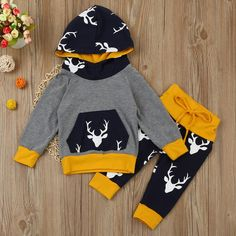 Toraway Baby Kids 2pc Clothes Set Toddler Kid Baby Girls Ruched Dor Rabbit Ear Thick Warm Coat Outwear Bag 12-36Months