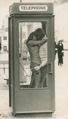 Telephone Booth C. 1970 Goksin Sipahioglu