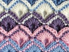 MyPicot | Free crochet patterns ~☆~ Teresa Restegui http://www.pinterest.com/teretegui/ ~☆~