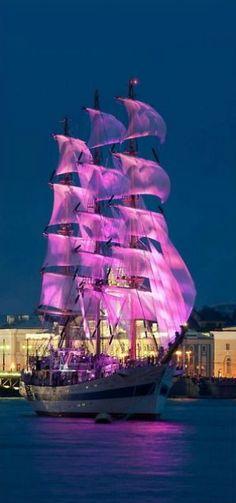 Purple Sails (Kuznetsov).