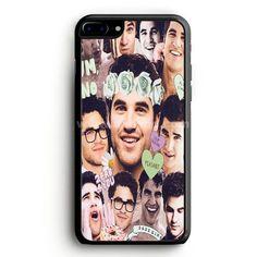 Darren Criss Topman Collage iPhone 7 Plus Case | aneend