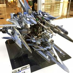 GundamerPatさんはInstagramを利用しています:「Delta Gundam with GNArms and Rezel parts. 40 of 54. I've gathered and retouched photos from the Internet of some works displayed during the…」