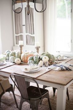 Fall farmhouse