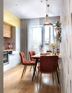 Un apartament de 2 camere actual amenajat pentru un cuplu de tineri - imaginea 11