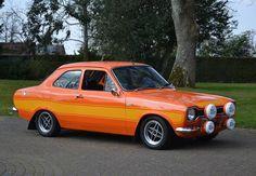 escort rs 2000 in vista orange Escort Mk1, Ford Escort, Ford Rs, Car Ford, Ford Sierra, Mk 1, Ford Capri, Ford Classic Cars, Old Fords